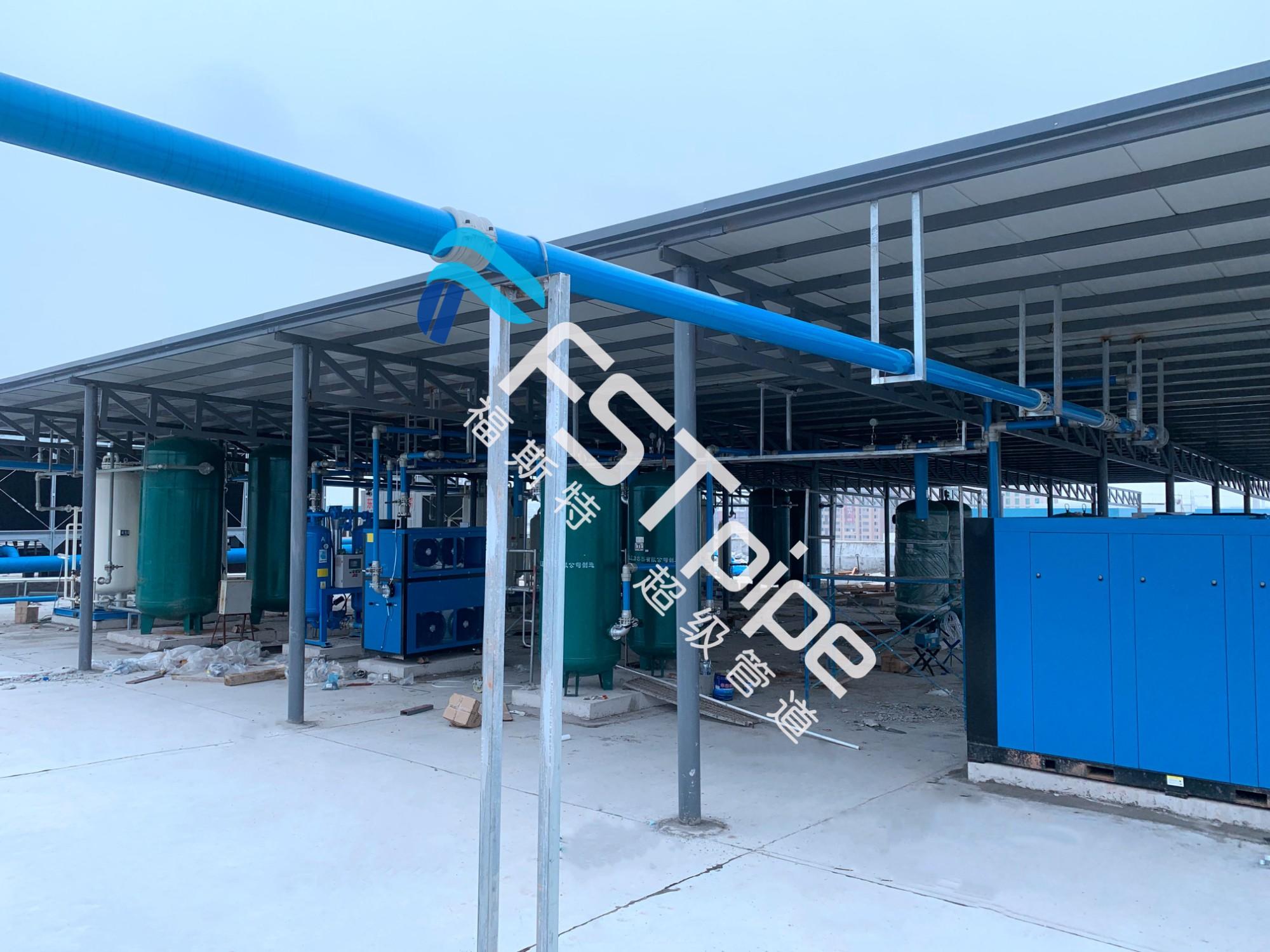 管道预制工艺在施工中的运用